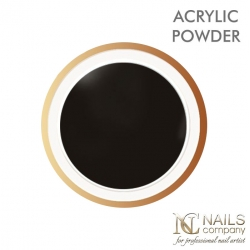 Puder akrylowy Black - Nails Company
