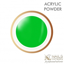 Puder akrylowy Neon Green - Nails Company