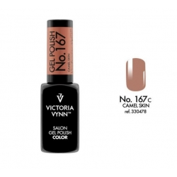 Lakier hybrydowy VICTORIA VYNN GEL POLISH COLOR 8 ml Camel Skin 167c