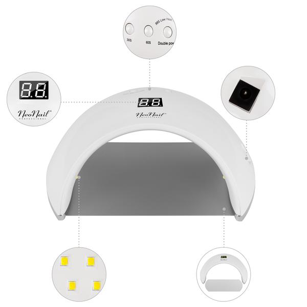 Lampa Led 24w 48w Eco Neonail Zawszepiekna Pl