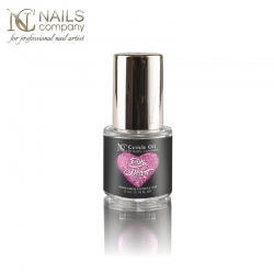Oliwka do skórek PINK HEART - Nails Company - 5 ml