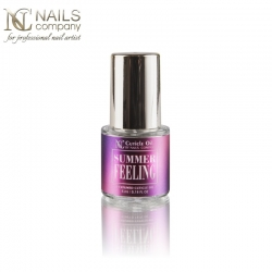 Oliwka do skórek SUMMER FEELING - Nails Company - 5 ml