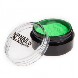 Smoke Effect Powder Neon Green Efekt Dymu