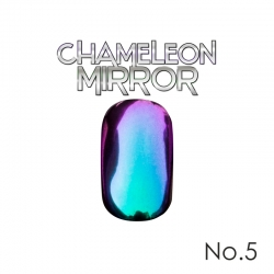 MIRROR CHAMELEON POWDER NAILS COMPANY NO.5 – 0,5 g